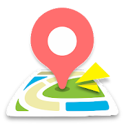 ここ地図 −「今」「ここ」を解決するやさしい地図アプリ