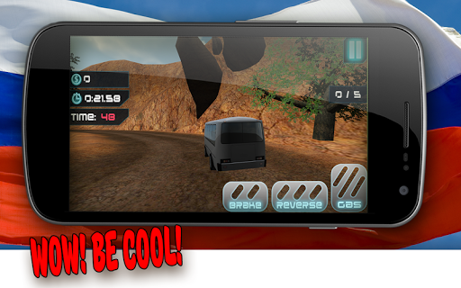 Russian Bus Rally 3D
