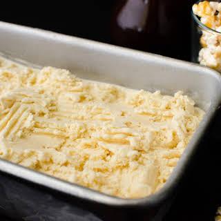 Kettle Corn Ice Cream (Salted Caramel Popcorn Ice Cream).