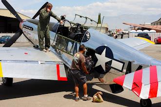 Photo: P-51C