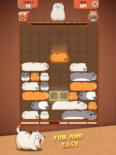 Haru Cats: Slide Block Puzzle filehippodl screenshot 20