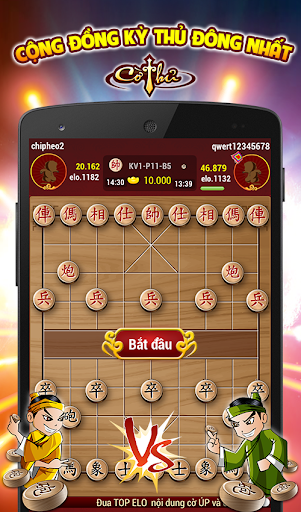 Cờ tướng -Co tuong online 2015
