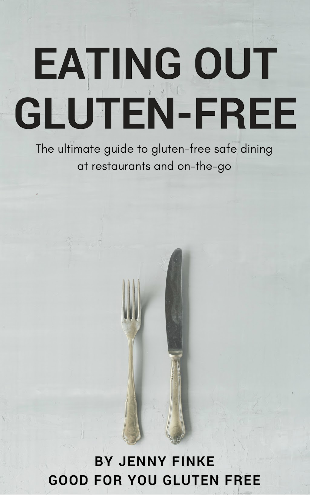 Eating Out Gluten-Free Cover