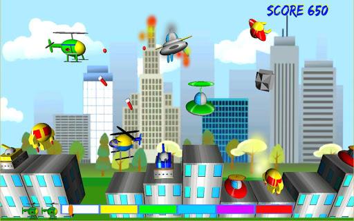 Scramble The Whirlybirds 1.1 screenshots 2