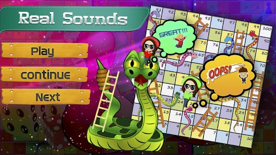 Ludo Snake and Ladder free game - náhled