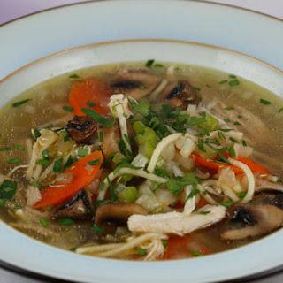 Emeril Lagasse'S Simple Chicken Noodle Soup Recipe