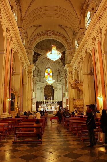 O biserica din Catania