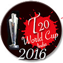 T20 Cricket World Cup 2016 icon