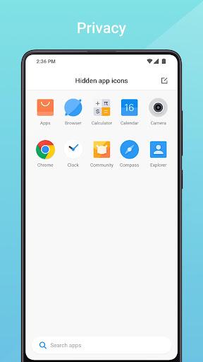 Mint Launcher screenshot 5