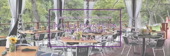 ILEA & NACE Day of Education: Happy Hour