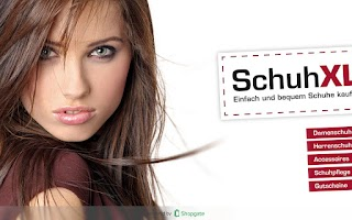 Screenshot of SchuhXL