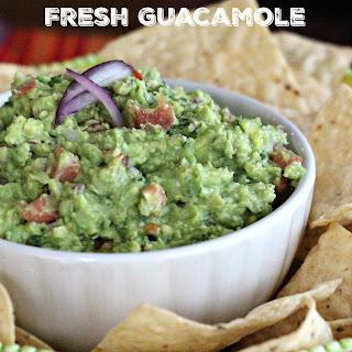 Fresh Guacamole Recipes