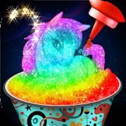 Glowing Rainbow Snow Cone Maker - Unicorn Desserts