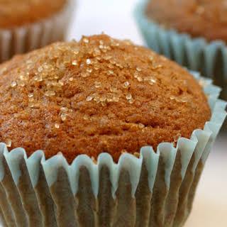 Spiced Bran Muffins.