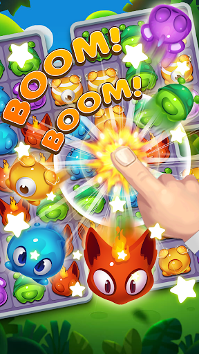 Pekoblast Master - Match 3 Pet Blast  screenshots 2