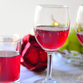 Home Made Grape Wine.