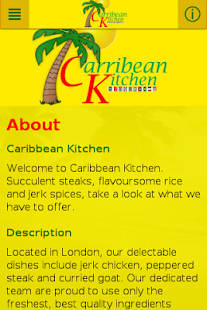 Caribbean Kitchen- screenshot thumbnail