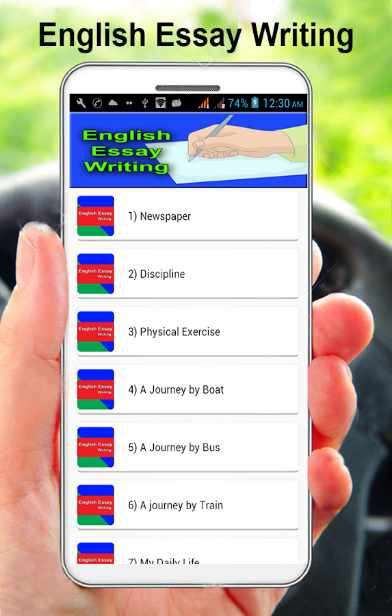 english essay writing android apps on google play english essay writing screenshot