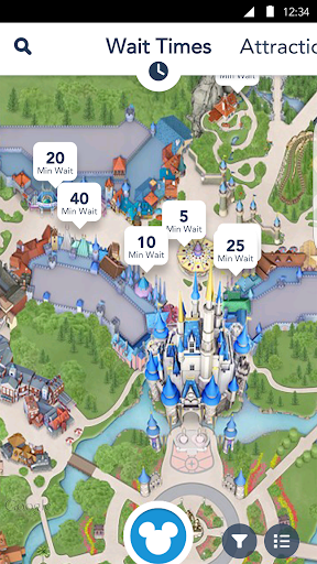 My Disney Experience 4.9.1 screenshots 2