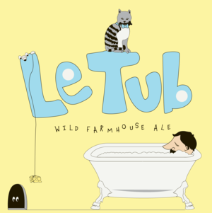 Logo of Whiner Le Tub