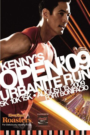 Secret's Out : The Kenny's Open 2009 Urbanite Run Presscon