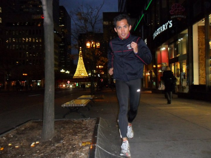 Gingerbreadcast : Edward Kho on Rogin-E's Last Man Running and A Fun Contest