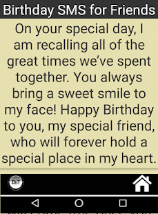 Happy birthday cards quotes apps on google play screenshot image bookmarktalkfo Images