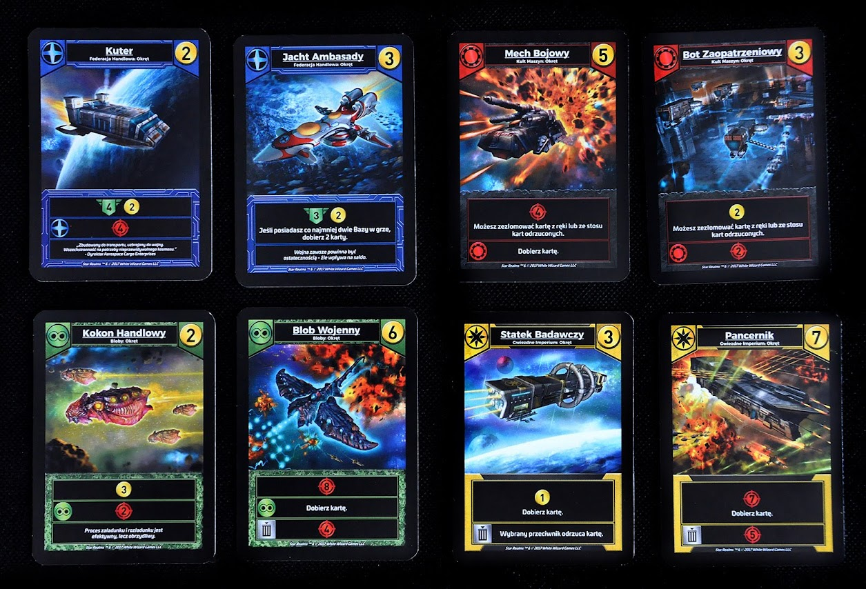 star realms frakcje