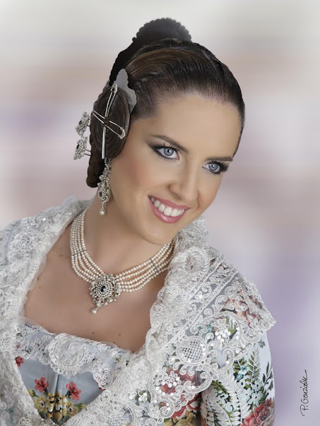 Laura Fabra Tapia. Falla Salamanca-Comte d'Altea