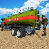 Army Oil Tanker Transporter