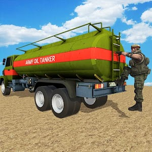 Army Oil Tanker Transporter for PC and MAC