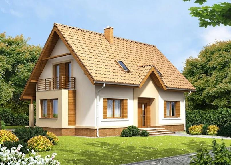 Projekt domu Amaretto