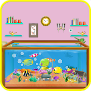 Fish Aquarium Wash: Pet Care & Home Cleaning Game