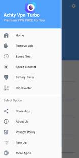 App Achty VPN Turbo (No ADS!) APK for Windows Phone