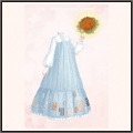 SR-浅藍色の願い
