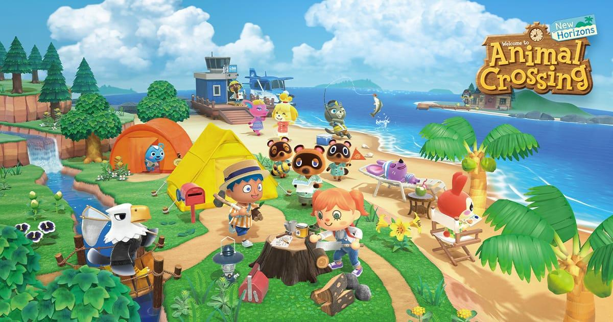 Animal Crossing: New Horizons para la consola Nintendo Switch – Sitio  oficial