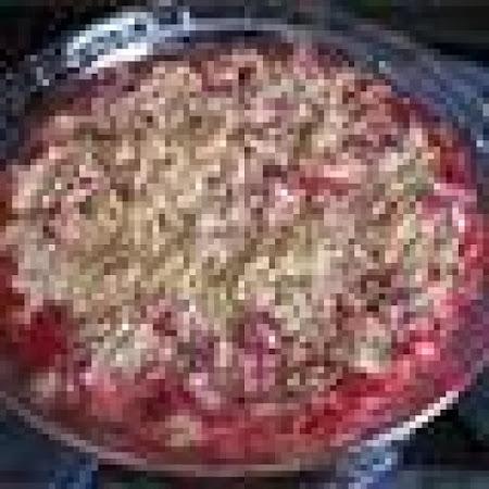 Instant Cherry Crisp Recipe