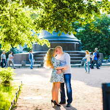 Wedding photographer Serafima Smirnova (dayforyou). Photo of 07.02.2017