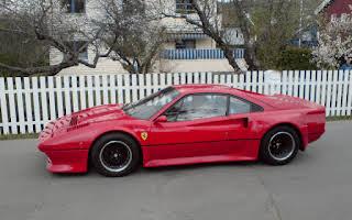 Ferrari 308 GTBi Koenig Rent Akershus