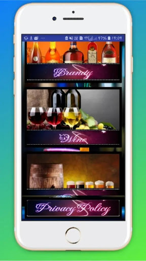 Bar book screenshot 1
