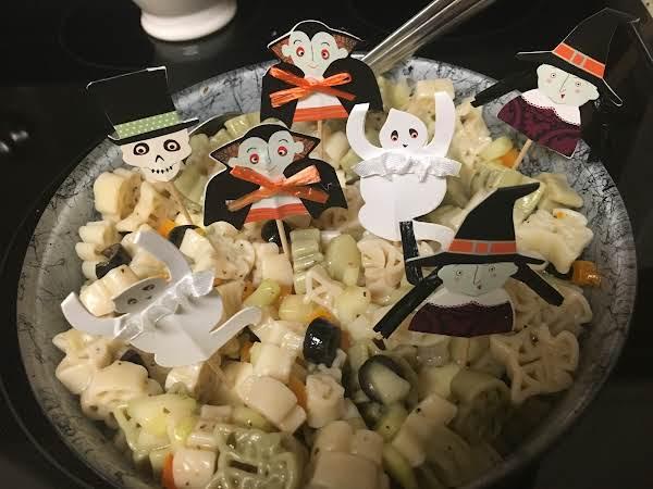 Party Pasta Salad Recipe