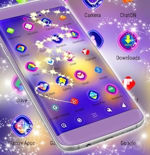 Galaxy Emoji Launcher - náhled