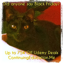 Photo: Did anyone say Black Friday? Up to 75% off Udemy Deals #intercer #cat #cats #pet #pets #animal #education #udemy #school #college #student #beautiful #pretty #sweet #learn #teach #teach2013 #team #petsofinstagram #book #affiliate #deal #blackfriday #cybermonday #black - via Instagram, http://instagram.com/p/hDBhH2pfuR/