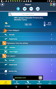 Marseille Provence Airport MRS screenshot 1