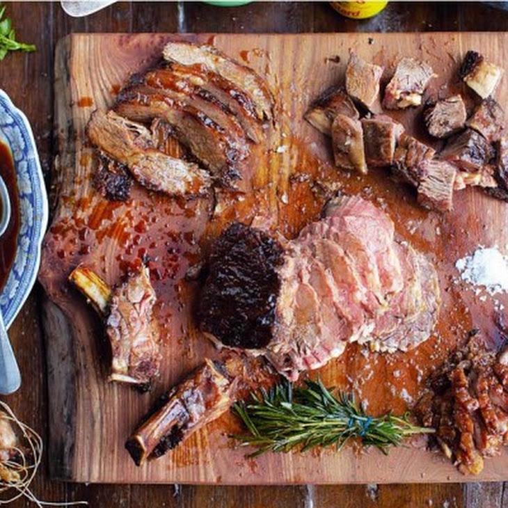 Jamie Oliver's Sunday Roast
