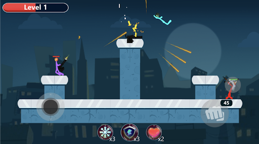 Stickman Fight Legacy apkmr screenshots 2