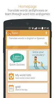 Spanish English Translator screenshot 00