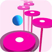 Jumping Splashy Ball Spiral Tower Android APK Download Free By Game Buzzz
