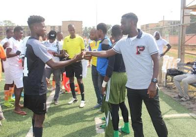Belgische ploegen kijken met belangstelling naar talenten uit Ivoriaanse opleidingsclub, strijd om 17-jarige is volop bezig