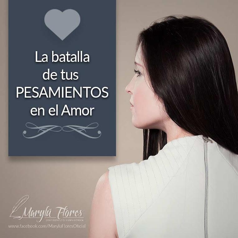 La batalla de tus pensamientos en el Amor